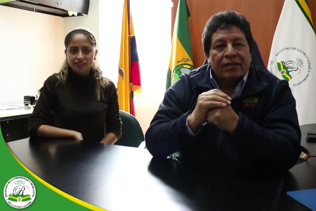 REGISTRO DE LA PROPIEDAD Y MERCANTIL DEL CANTÓN CAYAMBE – Como hacer un huerto en casero